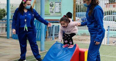 Suenan las campanas en los jardines infantiles de la Junji Arica