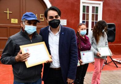 Gobernador Jorge Díaz promoverá defensa de agricultura regional