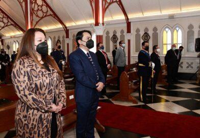 Tedeum con enfoque social y parada militar breve marcan las Fiestas Patrias 2021 en Arica