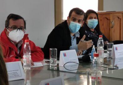 Gobierno se compromete con acciones inmediatas para atender migración en la región
