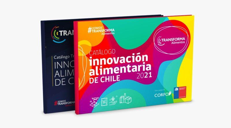 Corfo lanza Catálogo 2021 con 50 innovaciones alimentarias de mayor potencial global